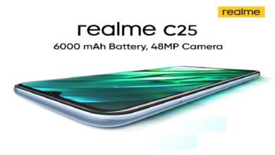 Realme C25 Soon to Hit Pakistani Market