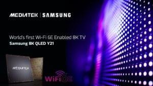 Smart TV Support Wi-Fi 6E