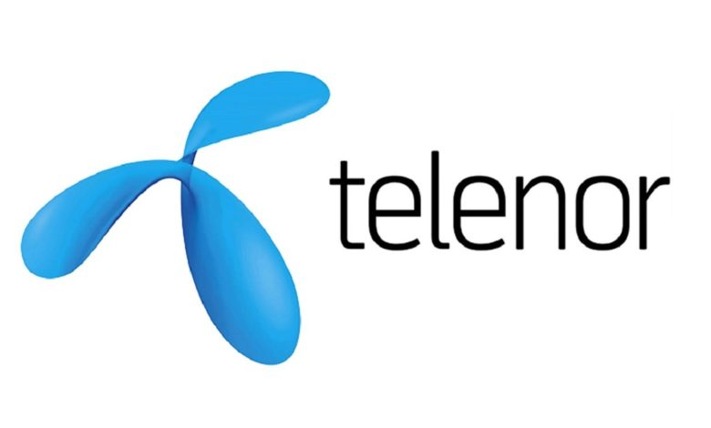 load telenor card