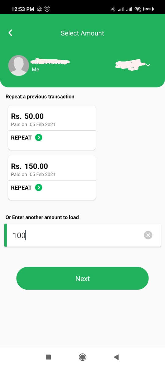 send credit on zong number