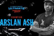 Arslan Ash Made Pakistan Proud by Winning International Tekken 7 Competition