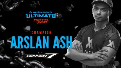 Arslan Ash Made Pakistan Proud by Winning International Tekken 7 Competition