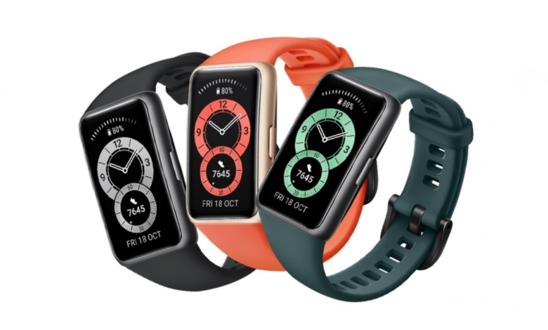 HUAWEI Band 6 changes the game and becomes more than a band