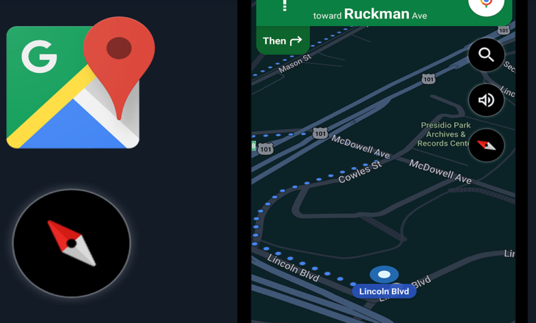 Google brings back Compass Widget to Maps users on Android