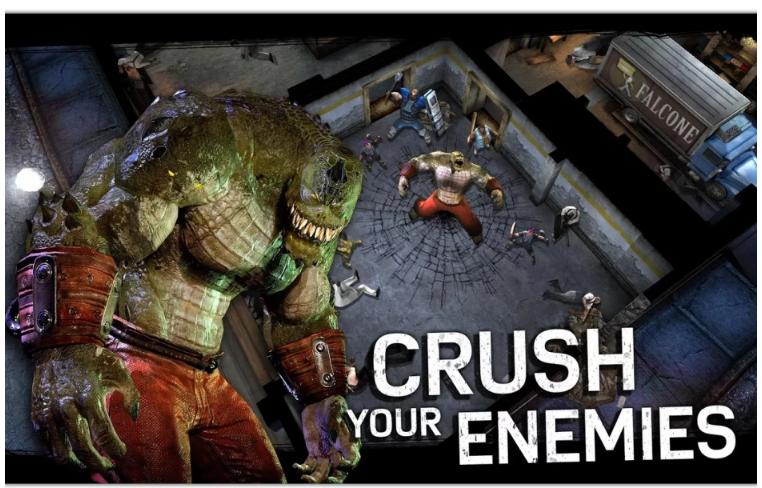 best batman android games