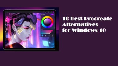 10 Best Procreate Alternatives for Windows 10