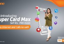 Ufone Launches Super Card Max