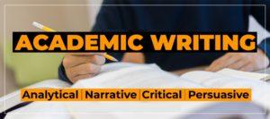 Earn from Academic write-ups