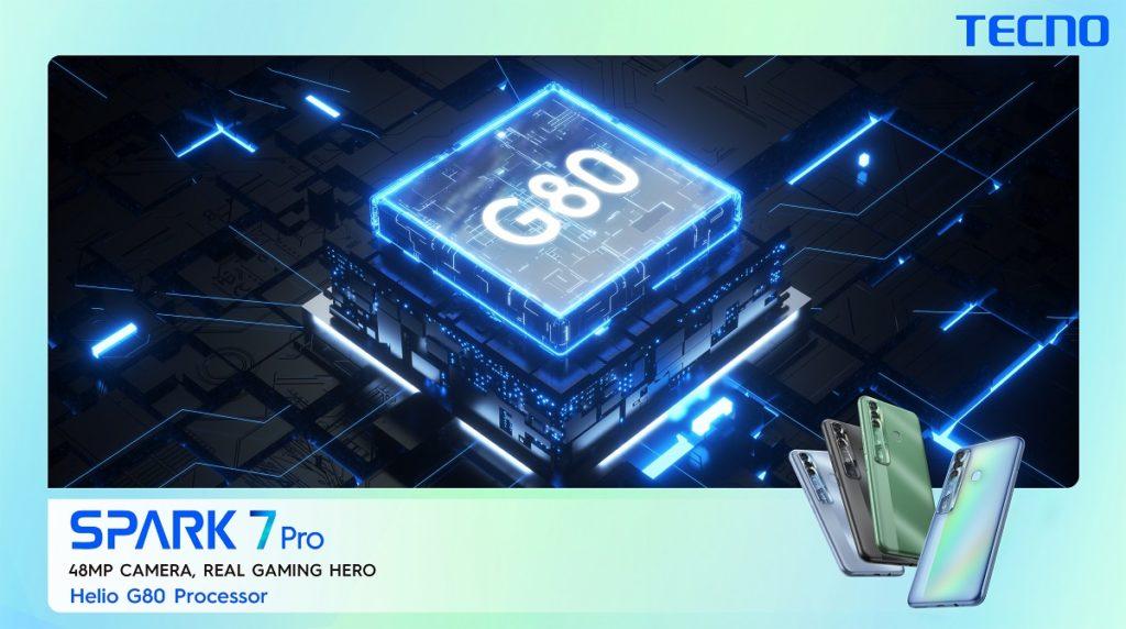 TECNO Spark 7 Pro Launch in Pakistan