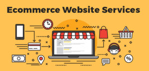 Earn online from Ecommerce Web