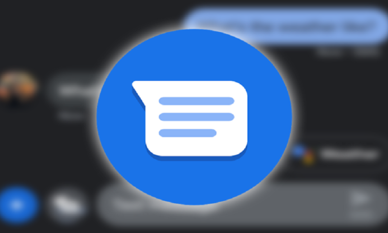 Google Messages Pin