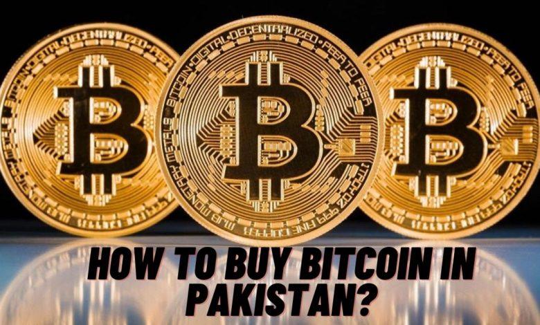 Bitcoin in Pakistan