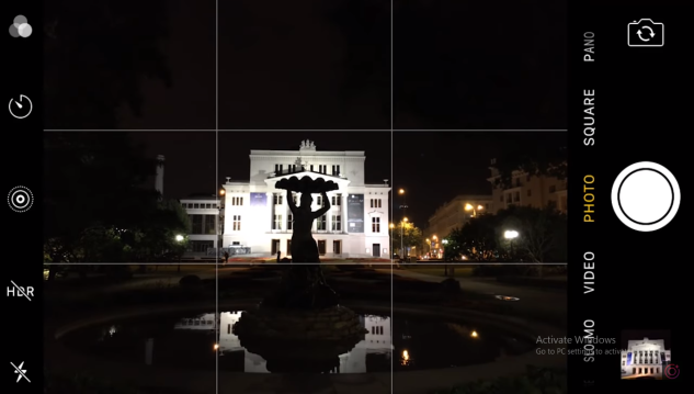 Reduce low light exposure - Taking low light pictures on an iPhone Guide.