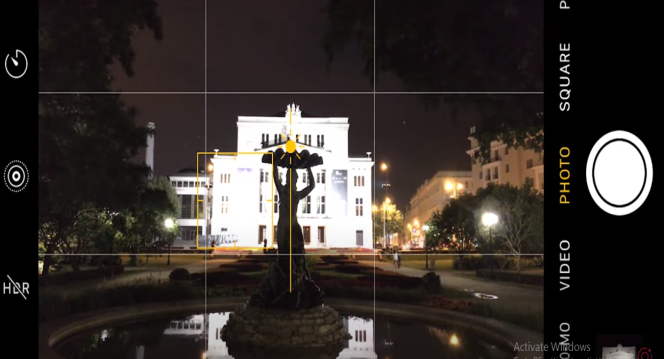 Increased low light exposure - Taking low light pictures on an iPhone Guide.