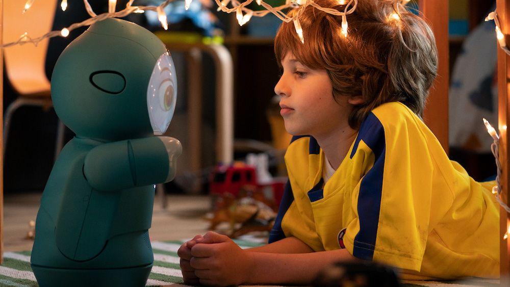 moxie the friendly robot