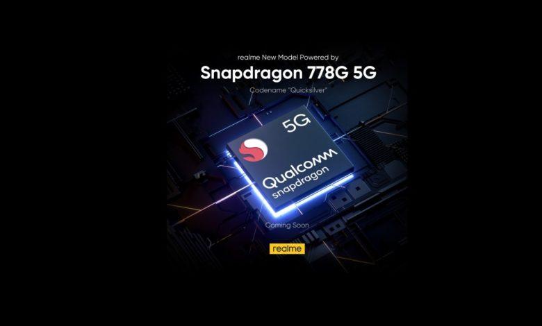 Realme Snapdragon 778