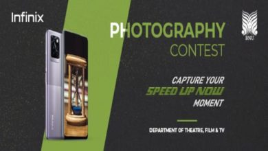 Infinix teams up with BNU to bring the best photographer with Infinix NOTE 10 Pro!