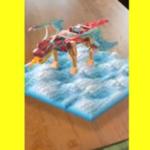 Snapchat Legos Augmented Reality