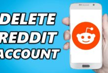 How to Delete a Reddit Account on Your Phone?