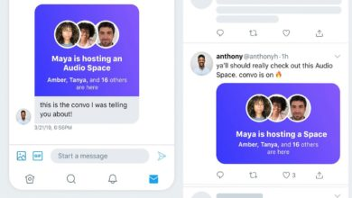 Twitter Spaces will lets users with atleast 600 Followers host a chat
