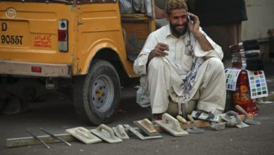 Is Pakistan the first country to implement a tax on mobile calls that cross the five-minute duration?