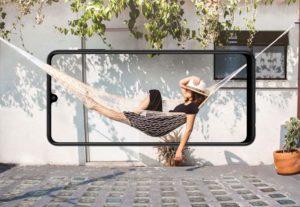 Samsung Galaxy A22 Screen