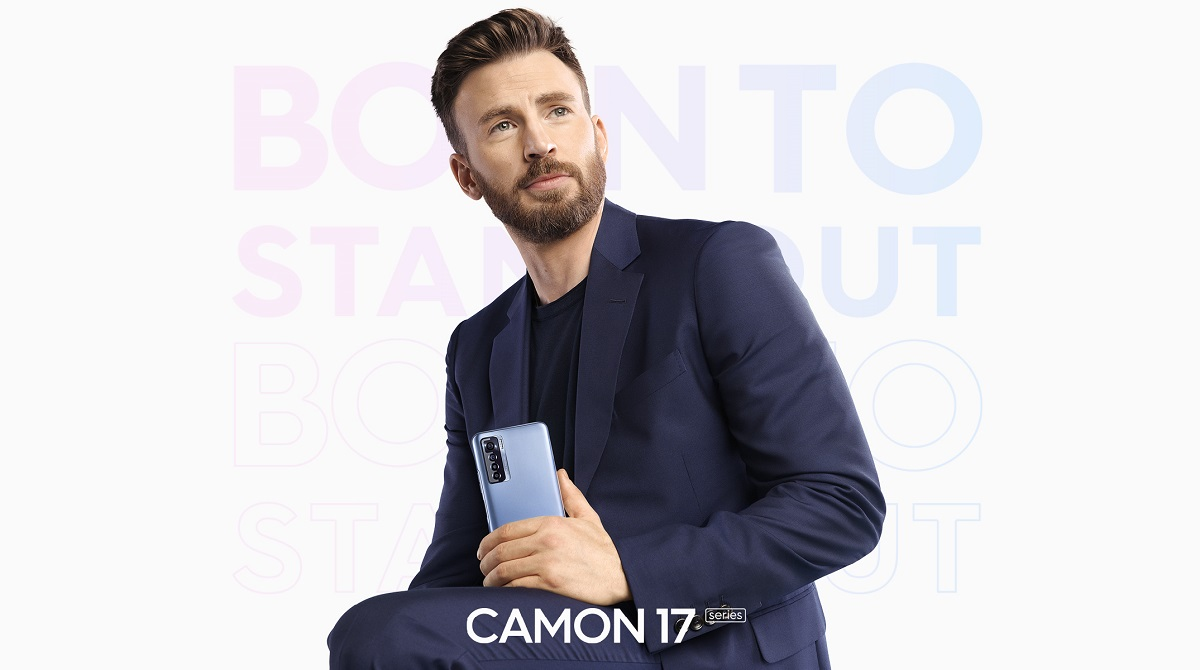 Camon 17 Pro to be the new favorite from TECNO