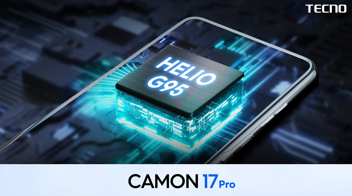 Camon 17 Pro to be the new favorite from TECNO with some impressive supportive features
