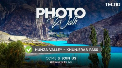 TECNO to delight all fans with another Photowalk to Hunza Valley