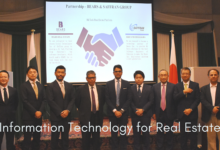 Japanese Company Offers IT Services to Pakistan title