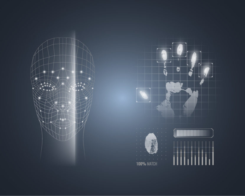 Facial Recognition Part of Bio-Metric technology