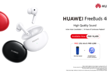 This is why we think the HUAWEI FreeBuds 4i is one of the most immersive sounding earphones