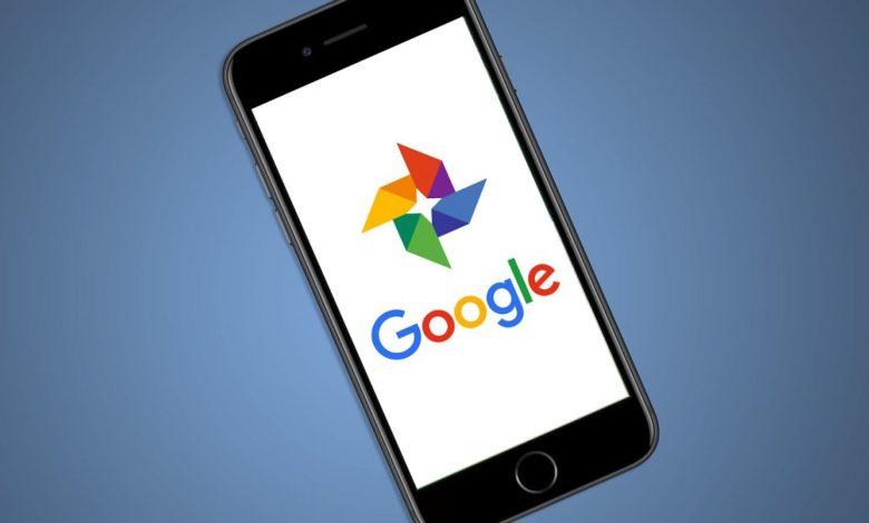 Google photos iOS editors