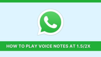 How to Play Voice Notes At 1.52x