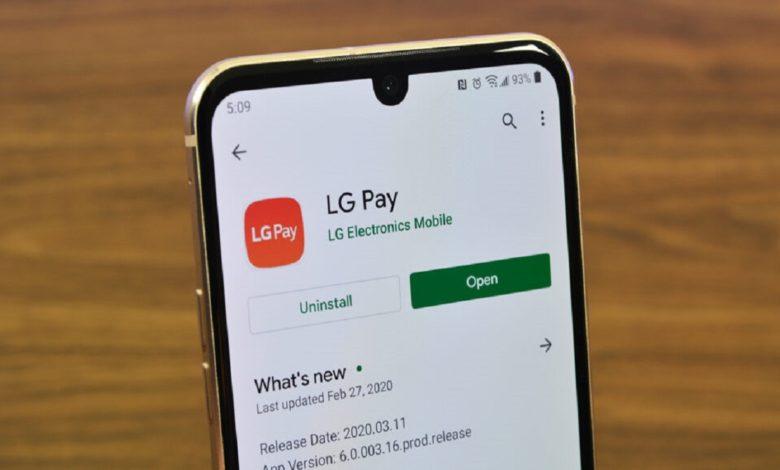 LG Pay Shuts Down