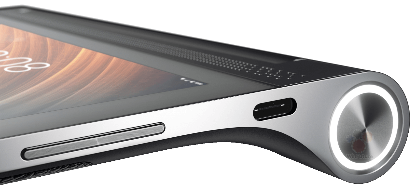 Lenovo Announces 13-inch Multifunctional Android Tablet 1