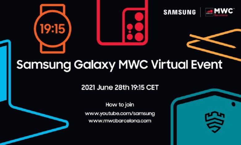 Samsung Virtual Event