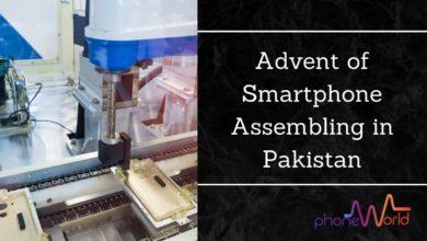 Smartphone Assembling