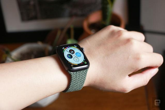 New Features of Apple Watch Series 7