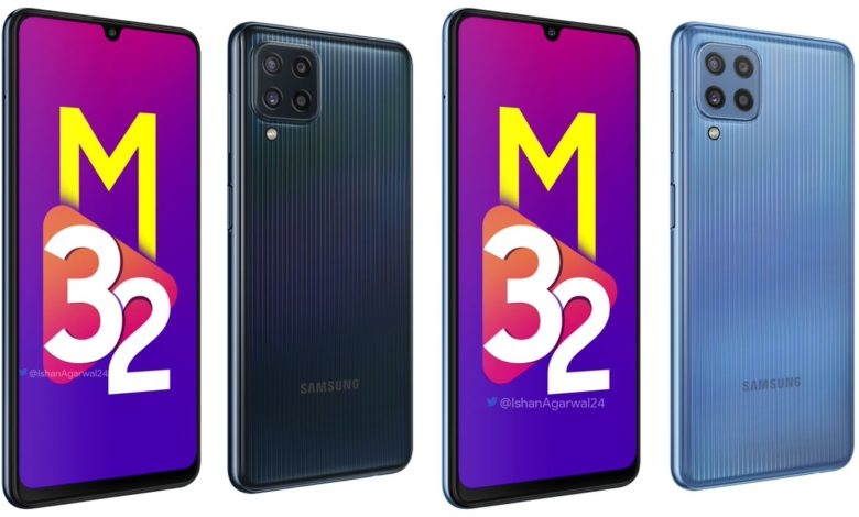 This Galaxy M32 to come with 6000 mAH Battery