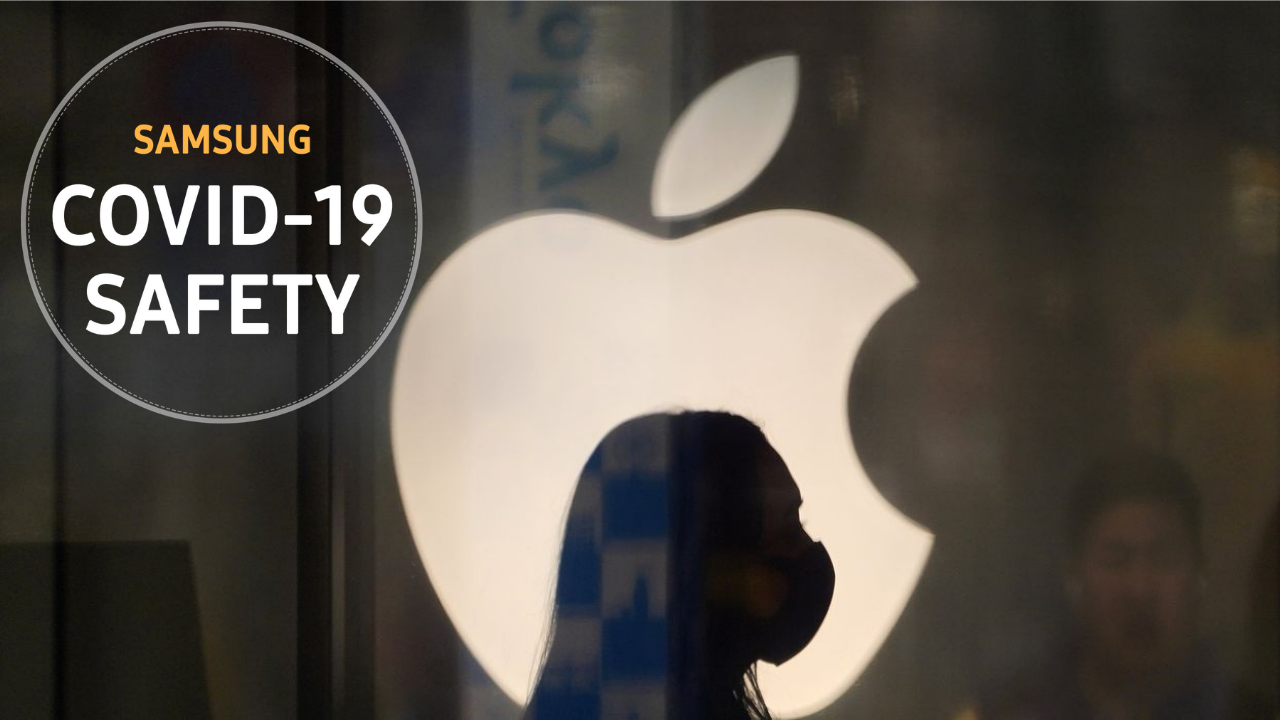 Apple Samsung Affected by Covid-19