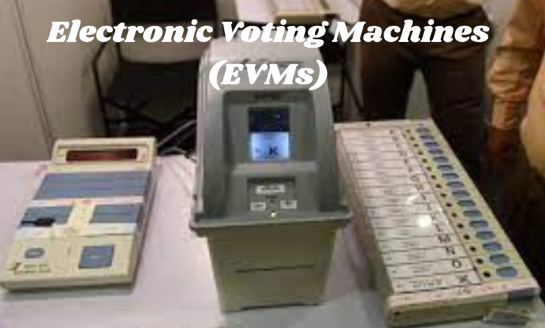 Electronic Voting Machines (EVMs) for transparency in elections