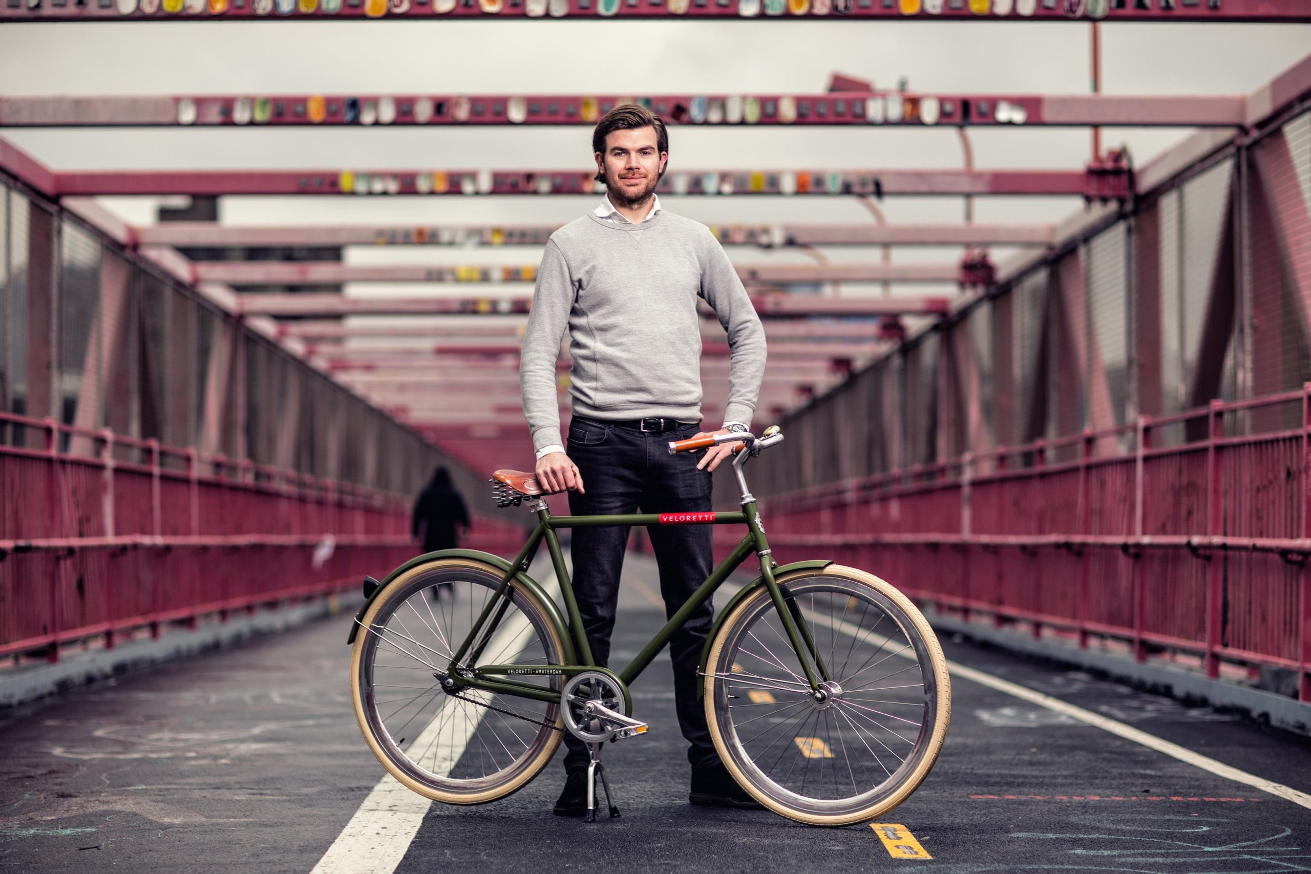 Veloretti first E bikes are gorgeous 1
