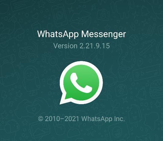 Voice note on WhatsApp