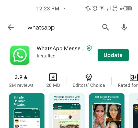 Make your WhatsApp voice note faster