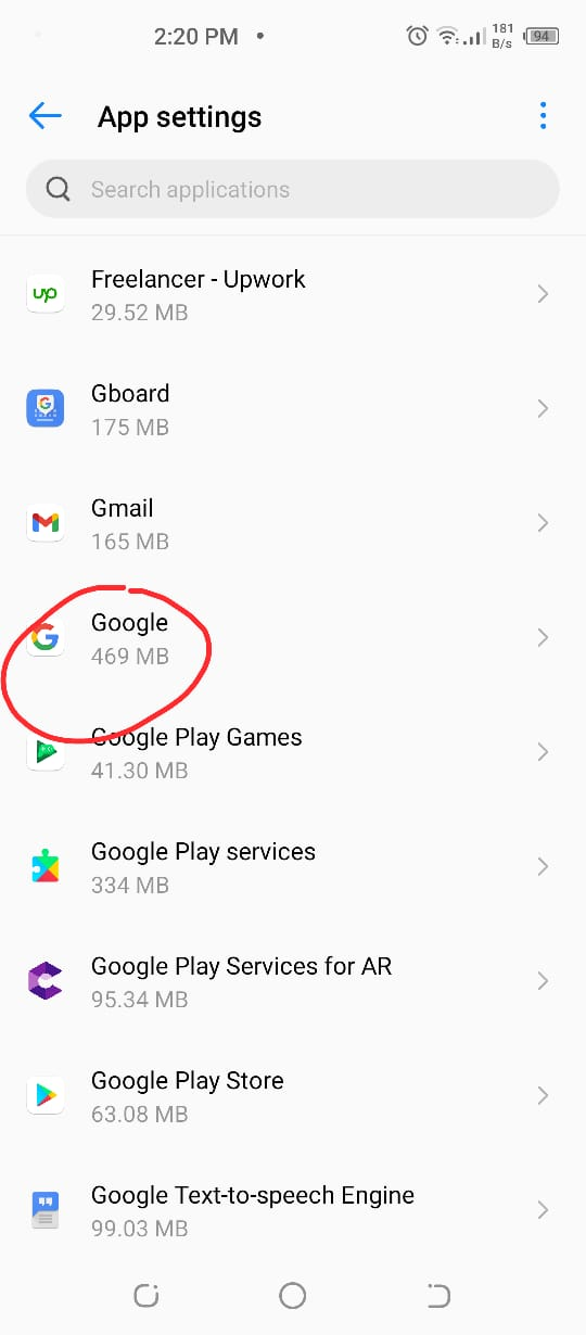 app not working Android