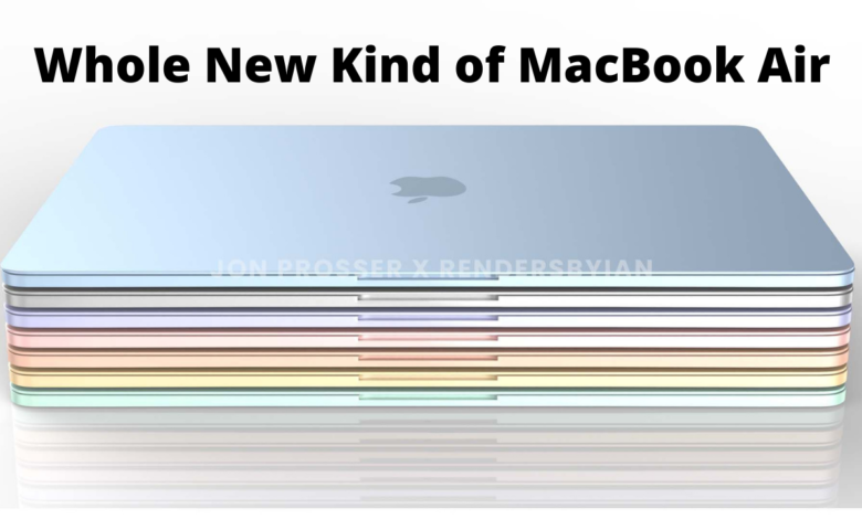 Apple Develops a Whole New Kind of MacBook Air title