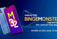 Galaxy M32 Launch Date
