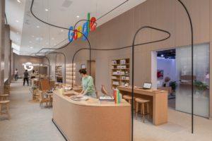 Google Retail Store
