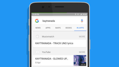 Google's Android app Bug Gives Blank Search Results